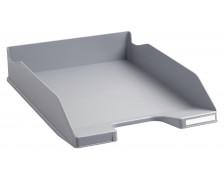 Corbeille à courrier Combo 2 Classic - EXACOMPTA - Granit