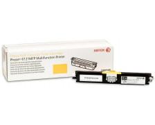 Toner laser 106R1468 - Xerox - Jaune - Grande Capacite