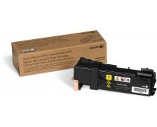 Toner laser 106R1596 - Xerox - Jaune - Grande Capacité