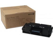 Toner laser 106R2307 - Xerox - Noir - Grande Capacite
