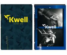 Agenda scolaire journalier Kwell - OBERTHUR - 12 x 17 cm