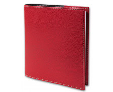 Agenda scolaire semainier 2019/2020 - QUO VADIS - 16 x 16 - Club rouge