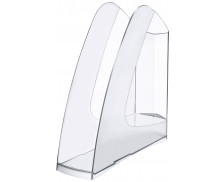 Mini porte revue Happy Cristal - CEP - Transparent