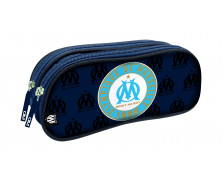 Trousse rectangulaire OM 2 compartiments - QUO VADIS - Bleu