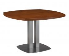 SANTOS Table ronde palissandre