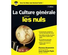 La culture générale pour les nuls 2ème édition - EDITIONS FIRST