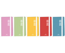 Agenda scolaire journalier Alabama - OBERTHUR - 9 x 15 cm
