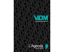 Agenda scolaire VDM - INTERFORUM - 12 x 17 cm