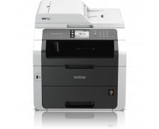 Imprimante multifonction laser MFC-9340CDW - BROTHER - Couleur - 4 en 1