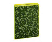 Agenda scolaire journalier Forum Fluo Design - EXACOMPTA - 12 x 17 cm