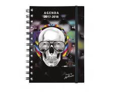 Agenda scolaire journalier Skultissime - EXACOMPTA - 12 x 17 cm