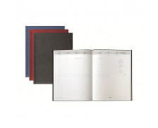 Agenda semainier 2019 de poche Alpha 15 Lucca - BREPOLS - 10 x 15 cm