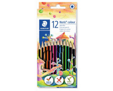 Paquet de 12 crayons de couleurs - STAEDTLER - Wopex