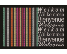 Tapis Welcome - 60 x 90 cm - Passage intensif