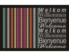 Tapis Welcome - 60 x 90 cm - Passage intensif