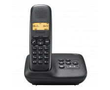 Téléphone sans fil A150A - GIGASET - Noir