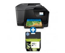 Ensemble imprimante multifonction OJ8718 + cartouche