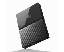 "Disque dur portable My Passport - WESTERN DIGITAL - 2 To - 2,5"" - Noir"