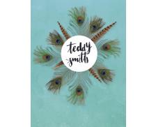 Agenda scolaire journalier - TEDDY SMITH - 12x17 cm