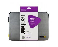"""Housse EVO pour ordinateur portable et tablette 12"""" / 13"""" - TECH AIR - Gris"""