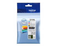 Pack 4 Cartouches d'encre LC3219 XL VAL - BROTHER