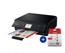 Ensemble Imprimante multifonction TS5050 + Cartouche noire PG570 XL BK - CANON