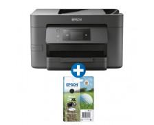 Ensemble imprimante multifonction WF3720DWF + cartouche noire XL - EPSON