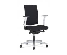 Chaise de bureau dactylo - NAVIGO -  Noir