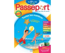 Passeport du CP au CE1 - HACHETTE