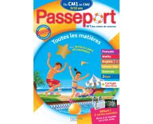 Passeport du CM1 au CM2 - HACHETTE