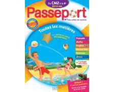 Passeport du CM2 à la 6eme - HACHETTE