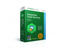 Logiciel anti-virus Total Security - KASPERSKY - 2 postes - 1 an