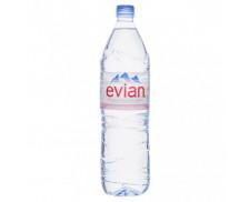 Pack de 12 bouteilles de 1,5 litres - EVIAN