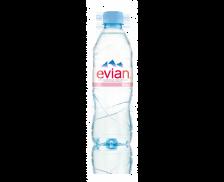 Pack de 24 petites bouteilles de 50 cl - EVIAN
