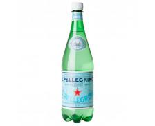Pack de 6 bouteilles de 1 Litre - SAN PELLEGRINO - eau gazeuse
