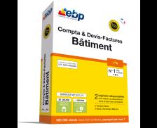 2  logiciels Compta & Devis-factures - EBP - Bâtiment OL