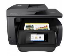 Imprimante multifonction jet d'encre MFC OJ8725 - HP - Laser 4 en 1 - Couleur