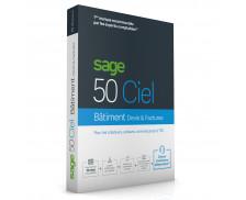 Logiciel Bâtiment Devis & Facture 50 Ciel - SAGE - 1 an