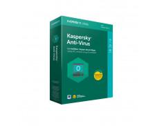 Logiciel Anti-Virus 2018 - KAPERSKY - 3 postes - 1 an