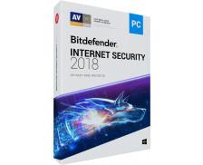 Logiciel Internet Security 2018 - BITDEFENDER - 5 postes - 1 an