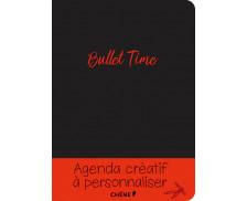 Agenda de poche créatif à personnaliser - CHENE - Bullet time - 21x15 cm