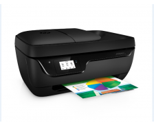 Imprimante multifonction OfficeJet 3831 - HP - jet d'encre 4-en-1 - Noir