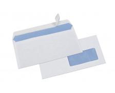 Boîte de 500 enveloppes blanches à fenêtres - GPV - 16,2x22,9 cm - 80g