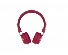 Casque bluetooth Lumina - RYGHT - Bordeaux
