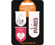 Marque-pages magnétique - PICTURA - Motif Paris