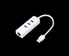 Adaptateur USB ethernet - TP-LINK - HUB 4 ports