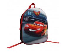 Sac à goûter Cars - DISNEY CARS - 1 compartiment - Noir / rouge