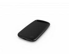 Batterie de secours PowerBank Pebble - MOBILITYLAB - 4000 mAh - Noir