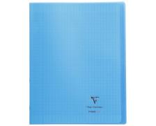 Cahier Koverbook 2-en-1 - CLAIREFONTAINE - 96 pages - Grands carreaux Séyès - 24 x 32 cm