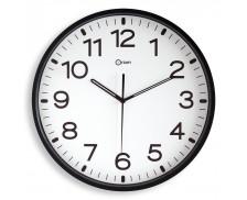 Horloge silencieuse - CEP - Noir - Ø30 cm